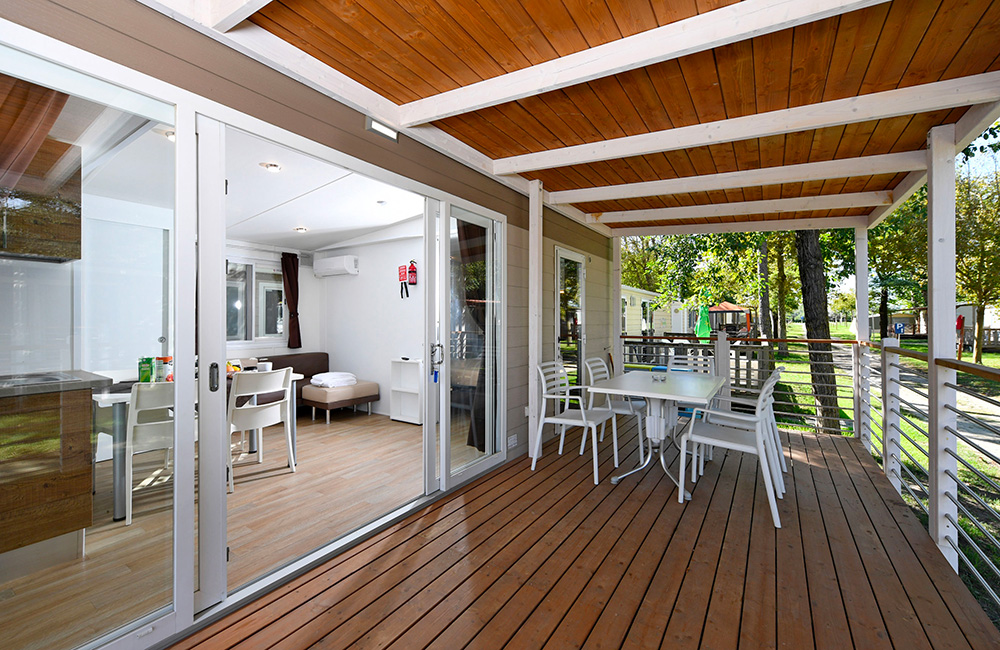 Domek Campingowy Green Suite